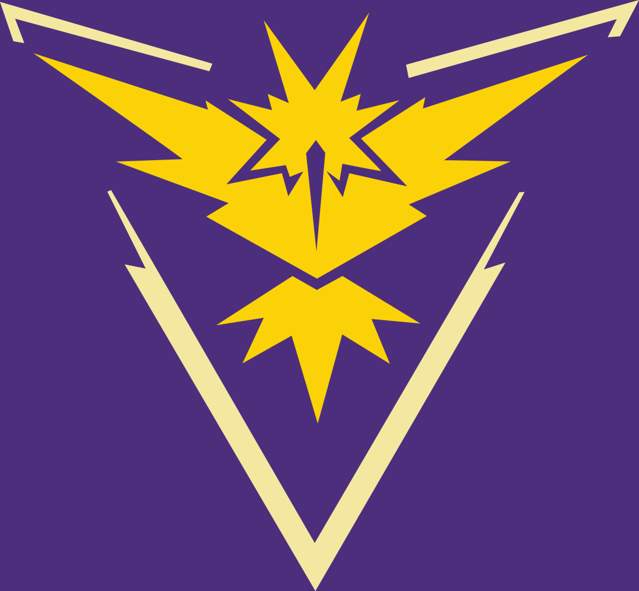 All Pokemon Go Team Logos