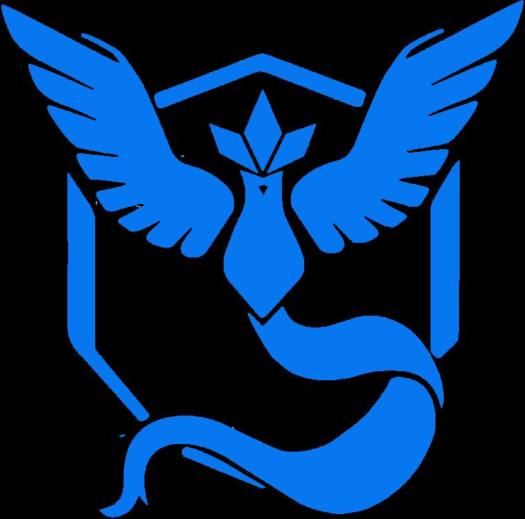 Team Mystic cutout