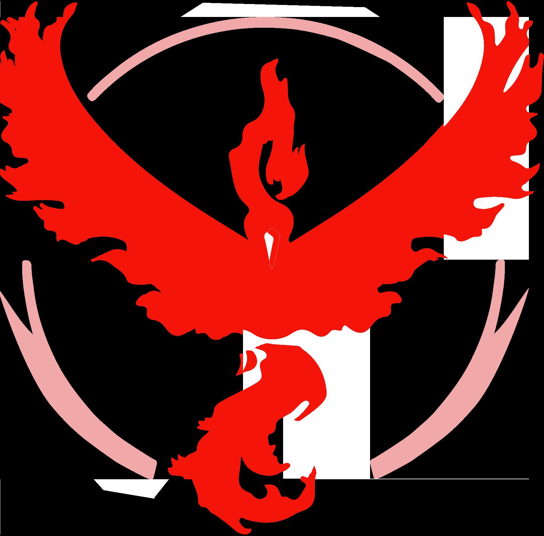 Biểu tượng của team Valor.